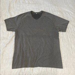 Lululemon Men's Metal Vent Tech Shirt XL Swift Gre